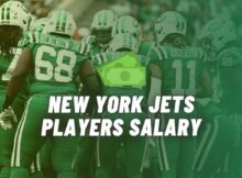 New York Jets Players Salary