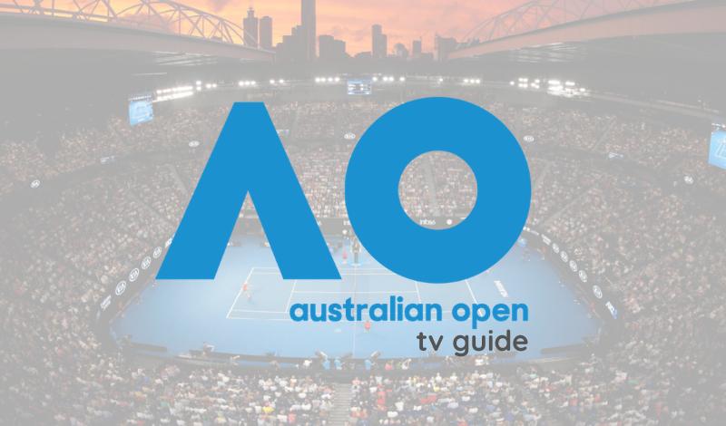 Australian Open Live on US TV