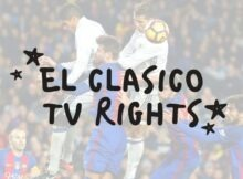 El Clasico Broadcast TV channels